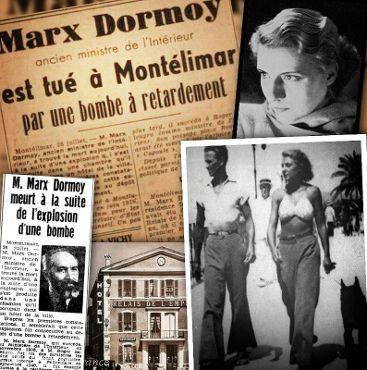 Presse de  l'assassinat de Marx Dormoy